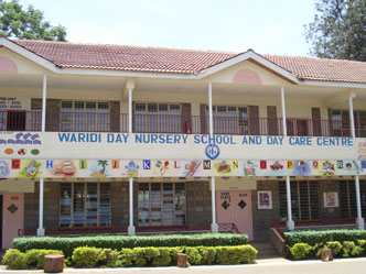 Waridi Nursery School